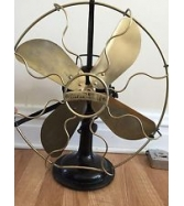 vintage Electric fan Ercole MARELLI